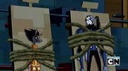 Ben 10 Omniverse - Season 1 Episode 37 - The Ultimate Heist