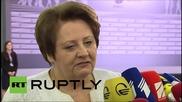 Latvia: 'We hope an association agreement with Ukraine will start on Jan 1, 2016' - Latvian PM