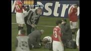 Ето как Антонио Валенсия счупи крак +12