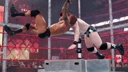 Randy Orton vs. Sheamus – WWE Title Hell in a Cell Match: Hell in a Cell 2010 (Full Match)