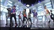 (hd) Super Junior- M - Break Down ~ Inkigayo (03.02.2013)