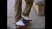 Eric Koston Trick Tip - Noseslide Tailslide Crooked Grind