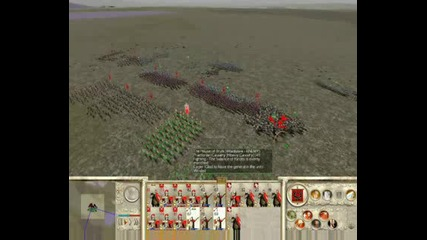 Rome Total War Online Battle #4 Rome vs Rome