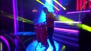 Dancing Stars - Вензи свири на репетиция 18.03.2014 г.