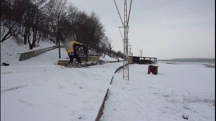 Сноуборд Бургас 2