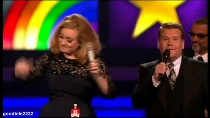 Adele Brit Awards 2012 Hd