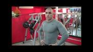 Супер Сериите - С01 Еп01, Тренировка за Гърди и представяне на Bodyconstructor