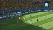 Колумбия победи Гърция с класическото 3:0
