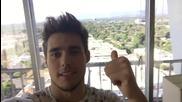 Блогът на Хорхе 28: Моето приключение на летището за Лос Анджелис + Превод