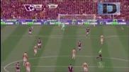 Вратар вкара гол от 103 метра | 02.11