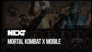 NEXTTV 038: Mobile: Mortal Kombat X