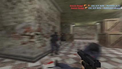 Eswc 2011 online qualifier : Nuggi vs Esc Gaming