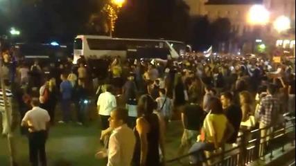 Българи юнаци ! 40-ти ден на протестите