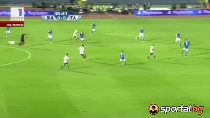 България - Италия 2:2