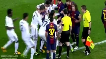 Pepe отново доказа че е каратист xd