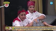 Иво Танев и Деси Цонева коментират последните събития в Hell's Kitchen