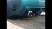 Opel calibra exhaust Sound