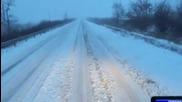 Това е главен път Русе - Варна (в района на Разград), който е част от Европейската пътна мрежа