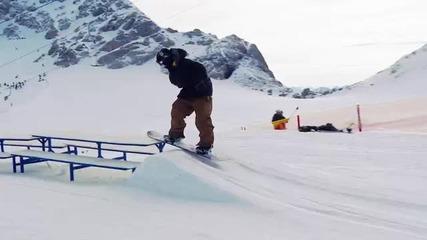 Shralp Snowboard