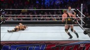 Curtis Axel vs. Jack Swagger - Wwe Голямата атракция 21.03.15