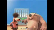 Pixar - Хипопотамчето Се Къса От Смях