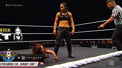Shayna Baszler vs. Io Shirai – NXT Women's Title Match: NXT TakeOver: XXV (Full Match)