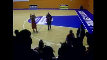 Правец - 21.01.2007 - Баскетбол Цска(соф