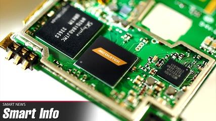 10-ядрен мобилен процесор, iPhone 6S с 2GB RAM и още