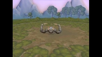My Spore Creations - Geodude