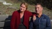 Ангела и Карстен - двама германци, влюбени в България