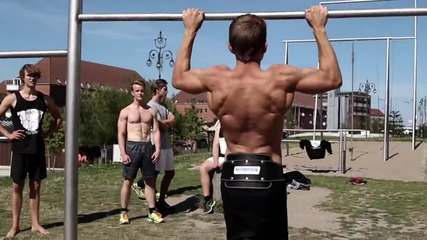 Bar Brothers - Train Hard, No Excuses!
