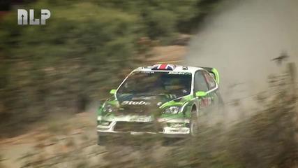 Wrc Portugal 2010 - Matthew Wilson [hd]