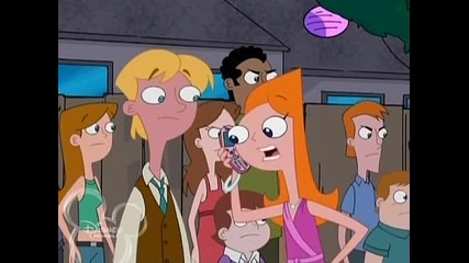 Phineas and Ferb - Don't Even Blink; Chez Platypus сезон 2 епизод 5