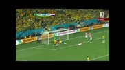 Мондиал 2014 - Бразилия 3:1 Хърватия - Със съдийска помощ Бразилия стартира успешно !