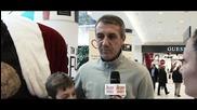 Николай Тодоров-Кайзера - Посланик в Коледната Кампания на Holiday Heroes