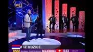 Sinan Sakic i Muharem Serbezovski - Poslednji aplauz (hq) (bg sub)