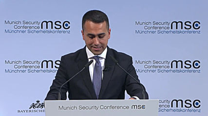 Germany: Libyan ceasefire and embargo 'constantly violated on the ground' - Italian FM Di Maio