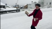 Така се пие сутрешното кафе със стил през зимата!