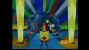 Spongebob Супер Яка Песничка :)