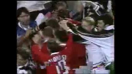 Най - драматичните моменти във футбола!