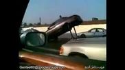 Не сте виждали такава кола (луди араби)
