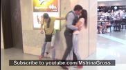 Досадници се Целуват на публично място ( Скрита Камера )