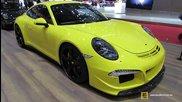 2014 Porsche 911 Carrera Rt-35s by Ruf - Exterior Walkaround - 2014 Geneva Motor Show