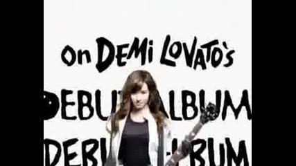 Demi Lovato - Dont Forget - New Album Promo