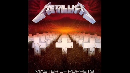 Metallica - Master of puppets (damaged Justice Tour 89)