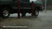 Буря в северозападна Айова 14.6.2014