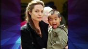 """Katie Holmes Says Angelina Jolie is an """"Inspiration"""""""