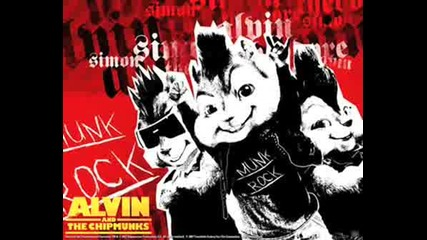 The Chipmunks - Blow Me Away