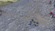 Кончето и Вихрен - дрон