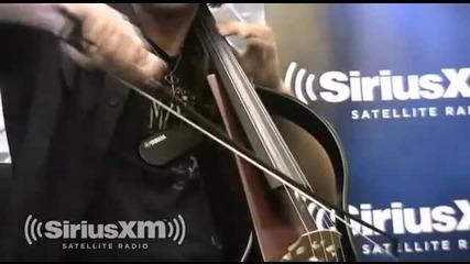 2cellos Cover Nirvana Classic Smells Like Teen Spirit Live On Siriusxm Pops